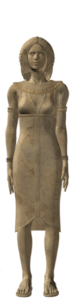 statue-female-egyptian