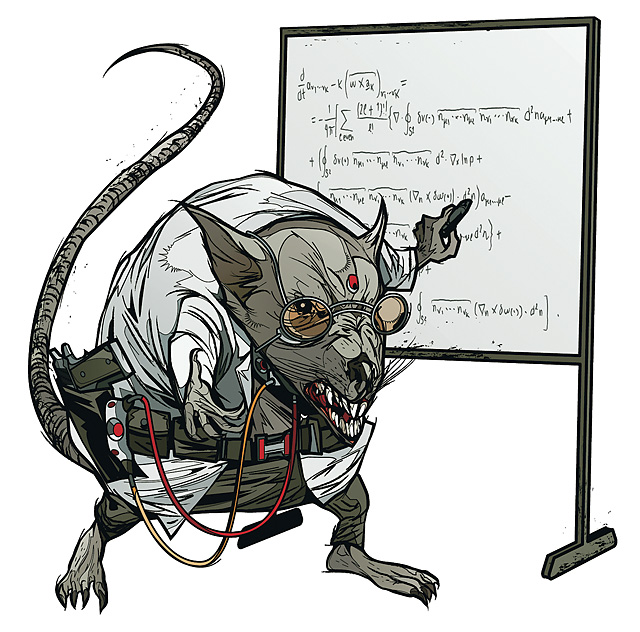 Doctor Ratinstein