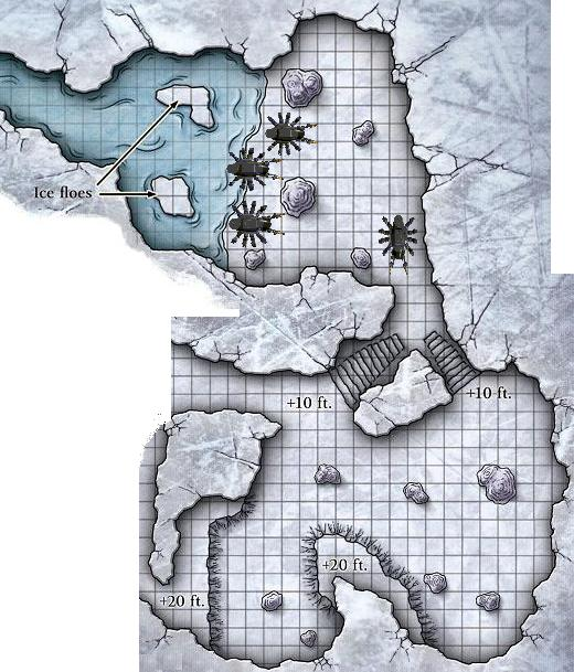 Map: IceHome - The Beginning