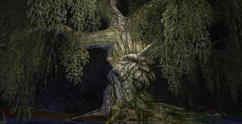 Sleeping Treant